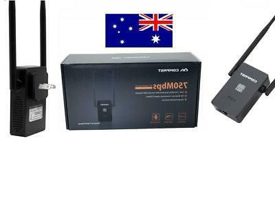 dual band wifi range extender 750mbps great