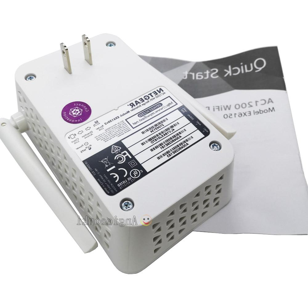 <font><b>NETGEAR</b></font> EX6150v2 WiFi Extender <font><b>Dual</b></font> <font><b>Band</b></font> Wireless AC1200 EX6150 v2 for <font><b>router</b></font>