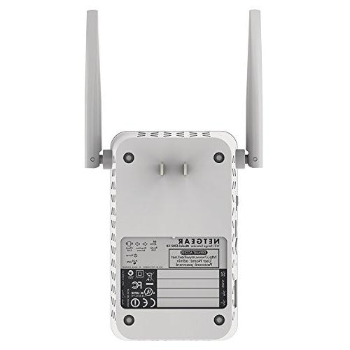 <font><b>NETGEAR</b></font> EX6150v2 Extender 1200Mbps Wireless Booster v2 2.4G/5GHz <font><b>router</b></font>