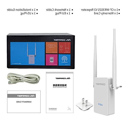Comfast Wi-Fi Extender Signal Plug WiFi Devices