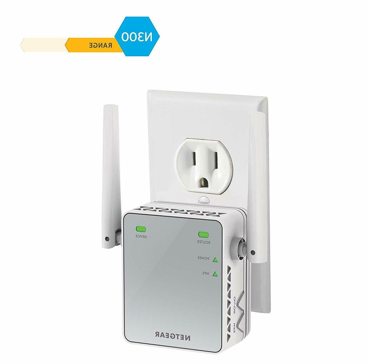 NETGEAR WiFi Network Range Extender Wireless Repeater Booster
