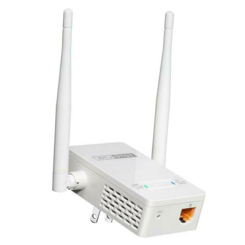 TOTOLINK WiFi Extender/Repeater/Booster Fast Port,...