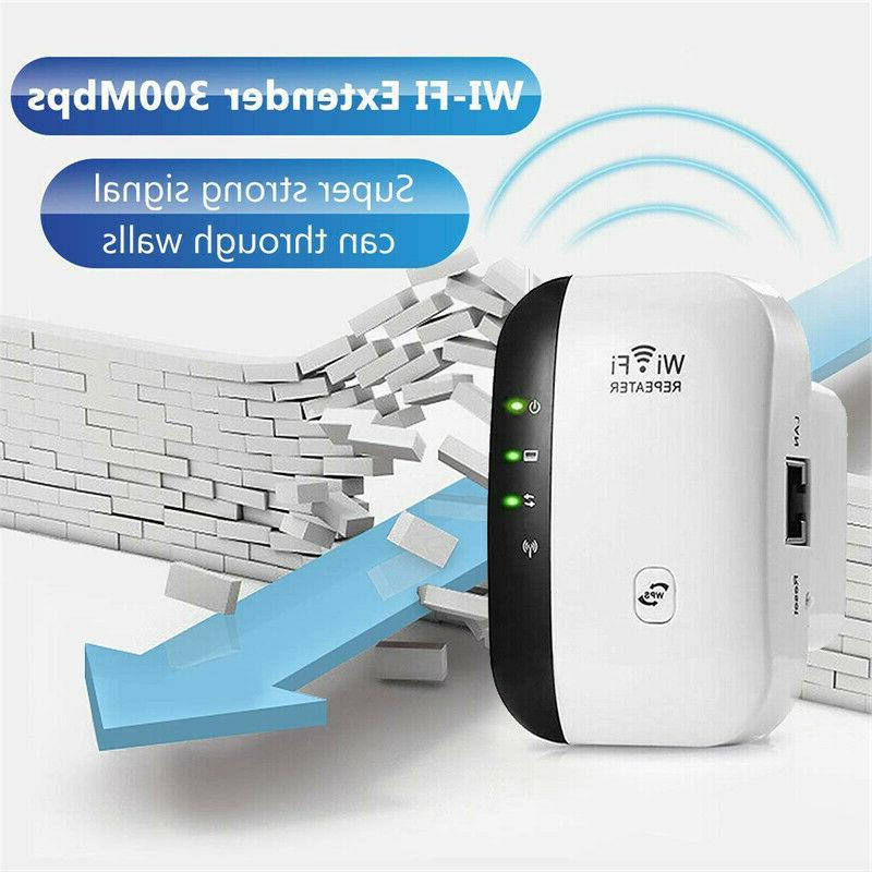 NEW Wireless WiFi Repeater Signal Amplifier