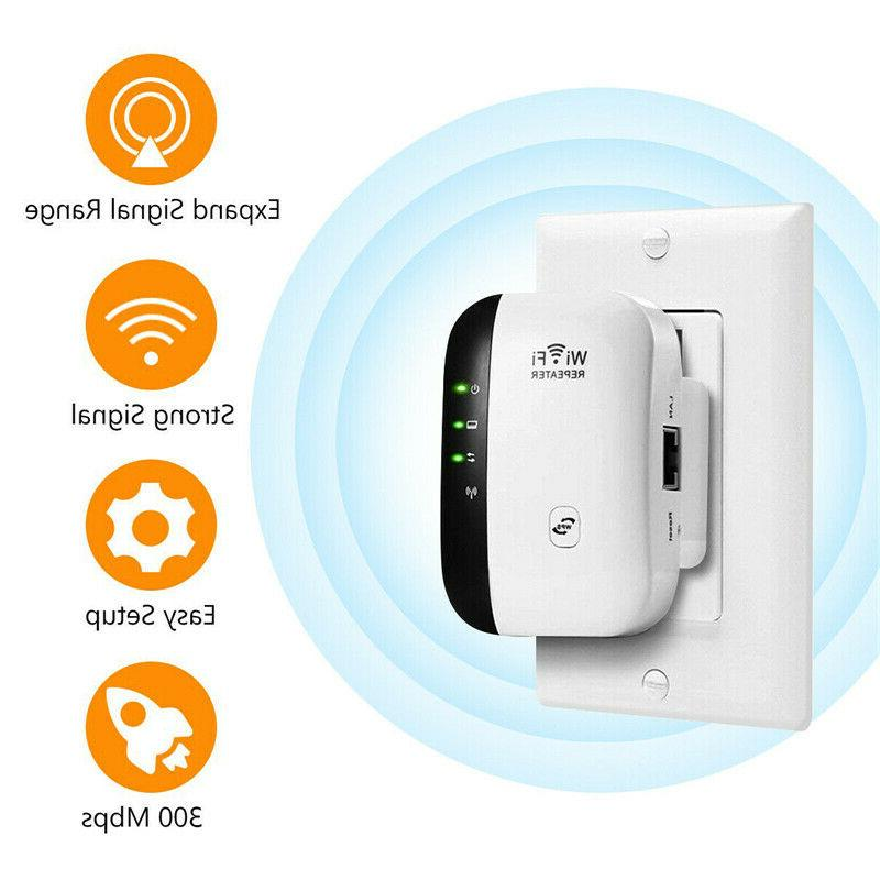 NEW Wireless Repeater Signal Amplifier