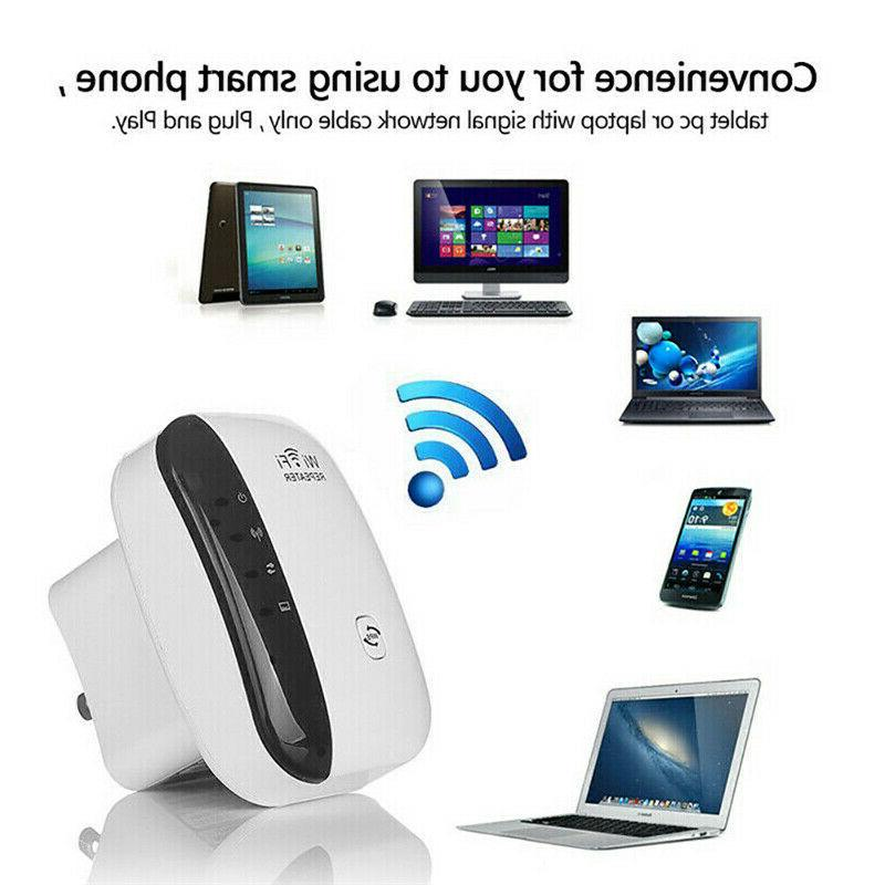 new 300mbps wireless wifi repeater signal super