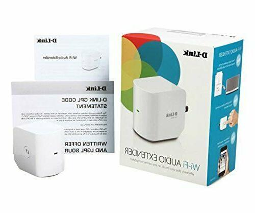 New Wireless N 300 Mbps Compact Range Extender with DCH-M225
