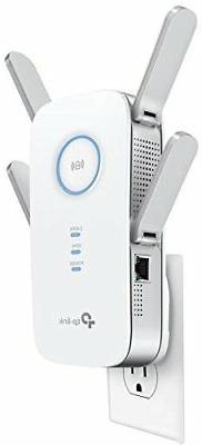 TP-LINK RE650 IEEE 802.11ac 2.54 Gbit/s Wireless Range Exten