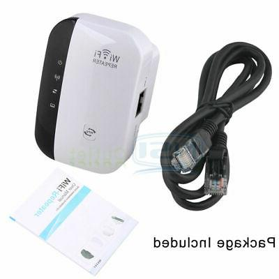 300Mbps Wifi Wireless-N 802.11 AP Router Extender Signal