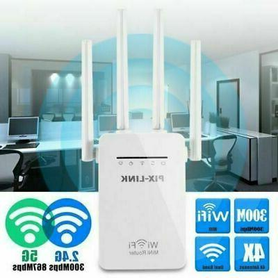 WiFi Signal Range Booster Wireless 1200Mbps Band Repeater