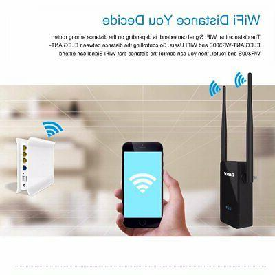 WiFi Booster Range home Network Router