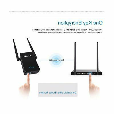 WiFi Extender 300Mbps Wireless Amplifier