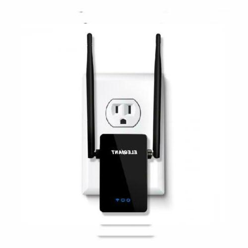 wifi range extender 750mbps wireless repeater signal