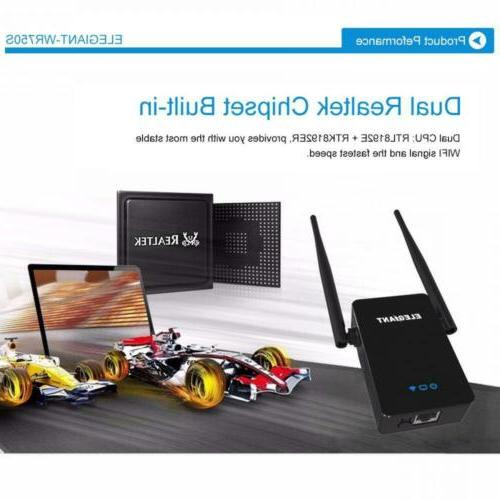 WiFi Range ELEGIANT 750Mbps Wireless