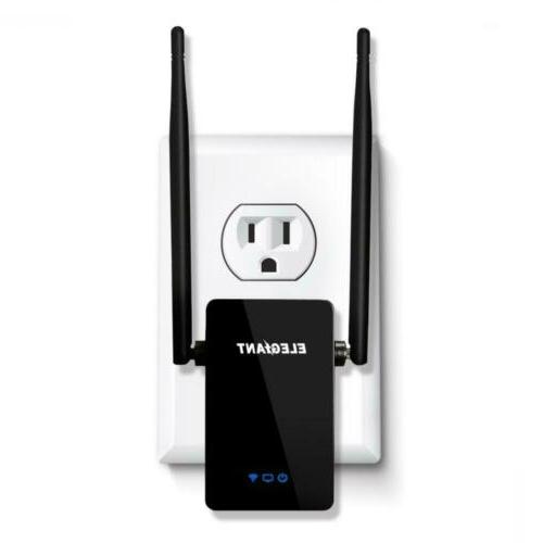 WiFi Range Extender, 750Mbps Wireless