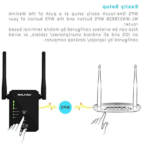 Wavlink Range Extender / Access Point Wireless Booster with
