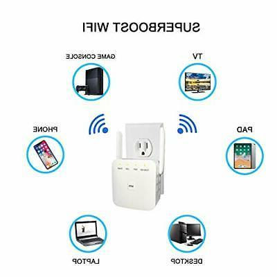 WiFi Repeater 2.4G Network with