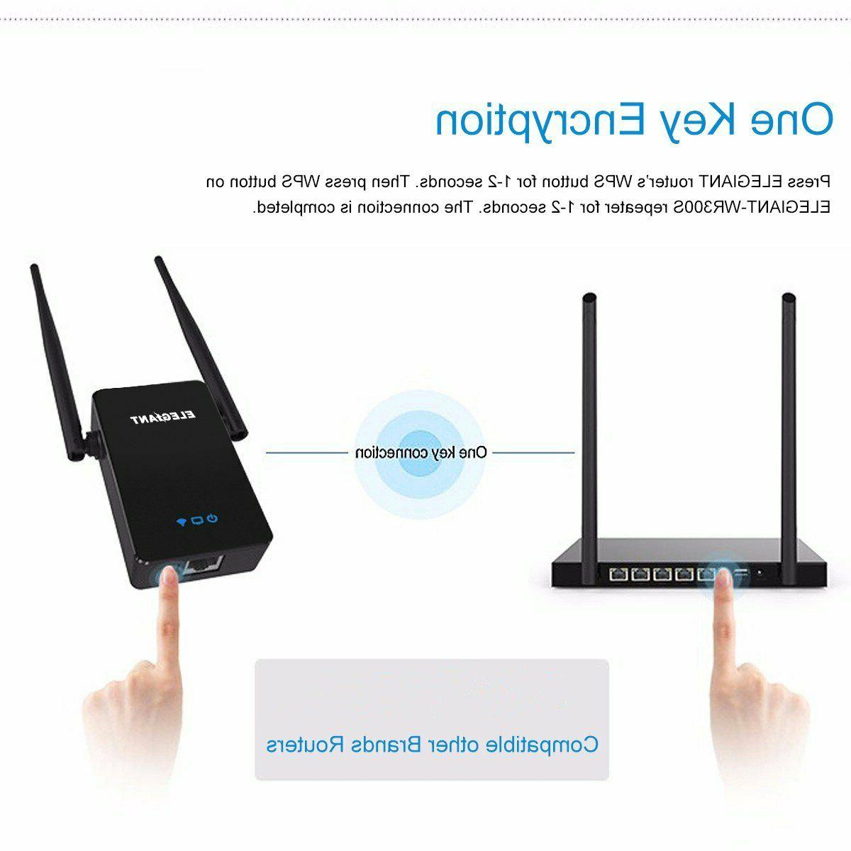 WiFi Internet Booster Network Wireless Signal