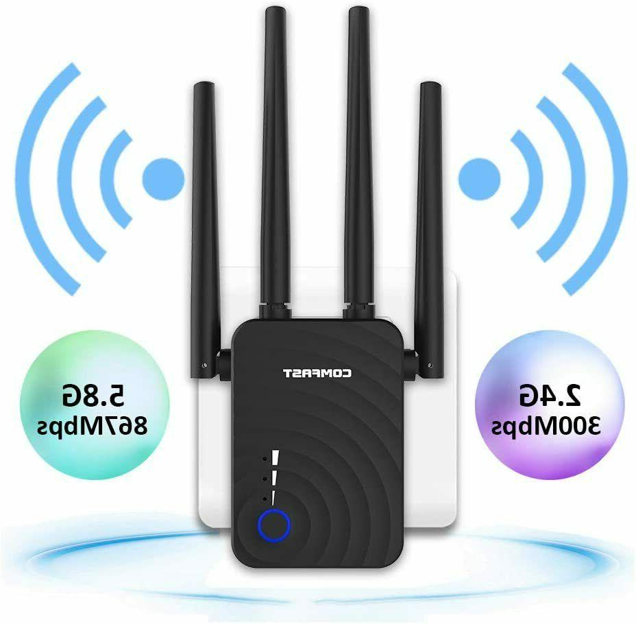 WiFi Booster Wireless Signal Repeater