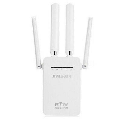 WiFi Range Booster Network Signal Repeater