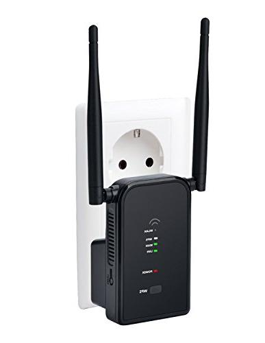 Ahutoru WiFi Extender / Wi-Fi Signal Repeater / / Point with Ports