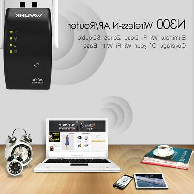 Wireless Antenna Booster EU Black