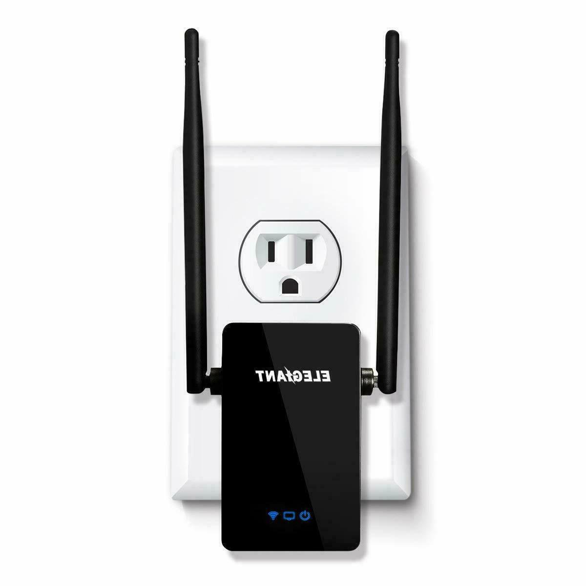 wifi repeater wireless signal booster extender network