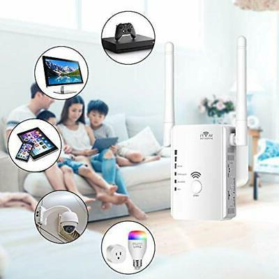 WiFi Extender Booster, Aigital Upgraded Mini Router To