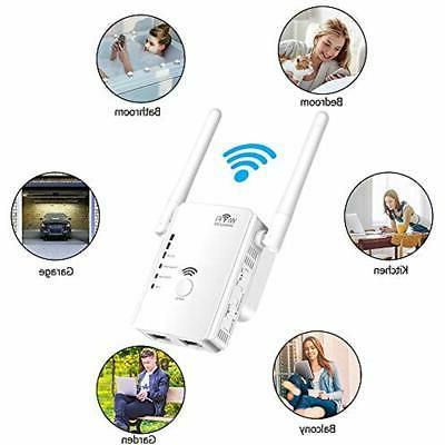 WiFi Repeaters Booster, Upgraded Router