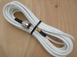 L240 20' N-Male - RPSMA male Coaxial cable assembly