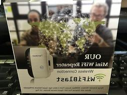 Mini WiFi Repeater Wireless 300 Mbps Range Extender Access P