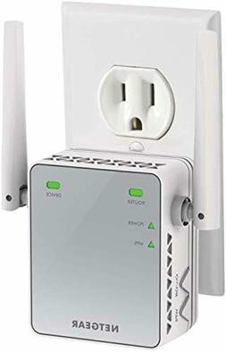 NETGEAR N300 WiFi Network Range Extender , Improve Your WiFi