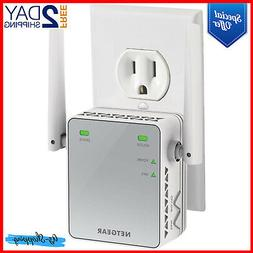 NETGEAR N300 WiFi Network Range Extender Wireless Repeater B