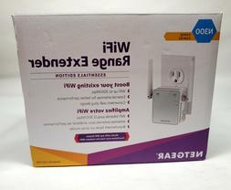 NETGEAR N300 WiFi Range Extender EX2700 Essentials Edition