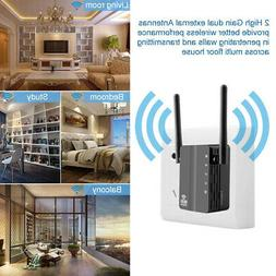 New WiFi Range Extender Internet Booster Network Router Wire