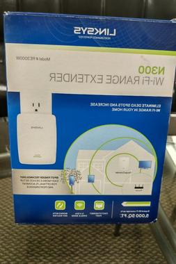 NIB Linksys N300 Wi-Fi Range Extender..Great Device...$79.99