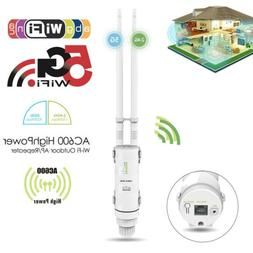 Wavlink Outdoor Wireless-N Repeater High Power,300Mbps Wifi