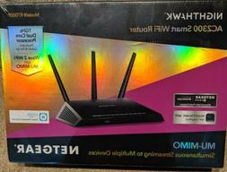 *NEW SEALED* NETGEAR R7000p NightHawk AC2300 DualBand Smart