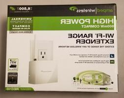Amped Wireless REC10 High Power 600mW Compact Wifi Range Ext