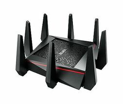 Asus Rt-ac5300 Ieee 802.11ac Ethernet Wireless Router - 2.40