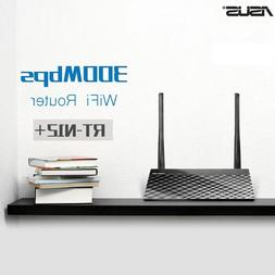 ASUS RT-N12+ Wireless Internet Router Repeater WiFi Range Ex