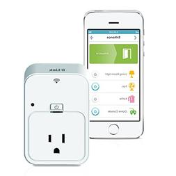 D-Link Smart Plug, Energy Monitoring, On/Off, DSP-W215, Work
