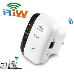 WiFi Range Extender Wireless Repeater Internet Signal Easy
