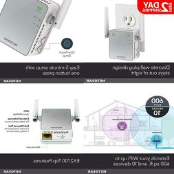 Wi-Fi Range Extender Wireless Signal Booster Repeater Router