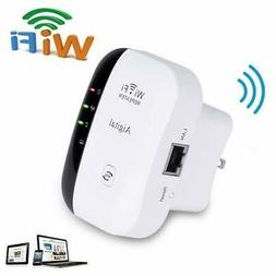 Aigital WiFi Extender Booster 300 Mbps, Wireless Repeater Ra