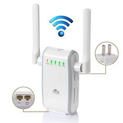 WiFi Extender Mini N300 Wireless WiFi Router Support Repeate