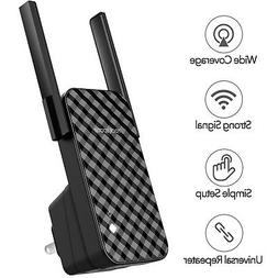 WiFi Range Extender - 300Mbps WiFi Repeater Wireless Signal