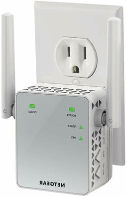 NETGEAR WiFi Range Extender AC750 Dual Band |WiFi coverage u