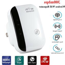 Wifi Range Extender Booster 300Mbps Wireless Router Signal R