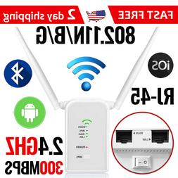 wifi range extender internet booster network router