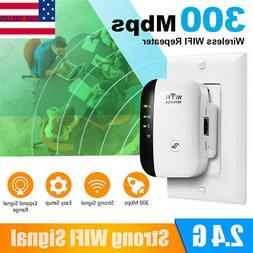 Wireless WiFi Range Extender Super Booster 300 Mbps Superboo